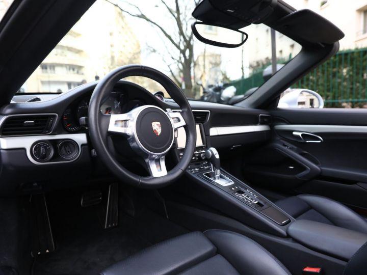 Porsche 991 PORSCHE 991 CARRERA 4S CABRIOLET / APPROVED 10/2022 Argent Rodhium - 38