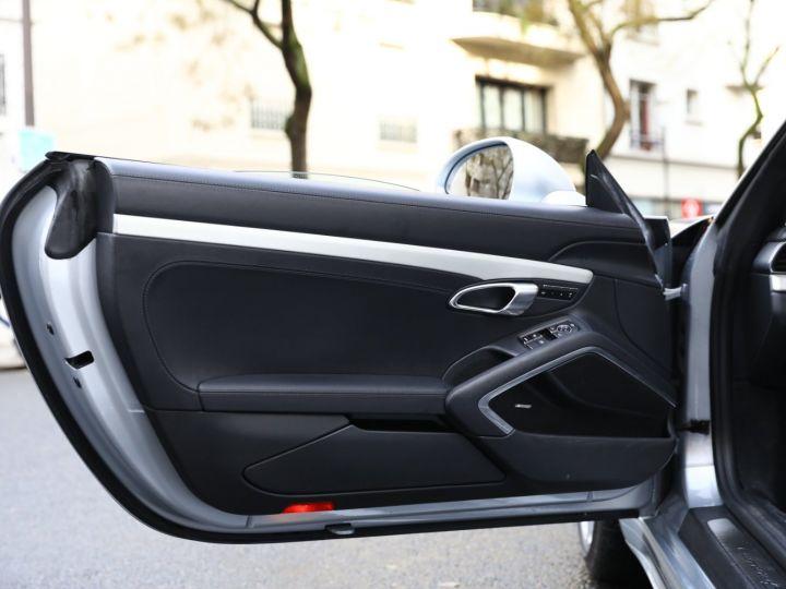 Porsche 991 PORSCHE 991 CARRERA 4S CABRIOLET / APPROVED 10/2022 Argent Rodhium - 39