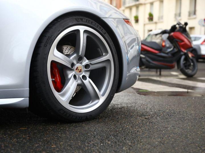Porsche 991 PORSCHE 991 CARRERA 4S CABRIOLET / APPROVED 10/2022 Argent Rodhium - 11
