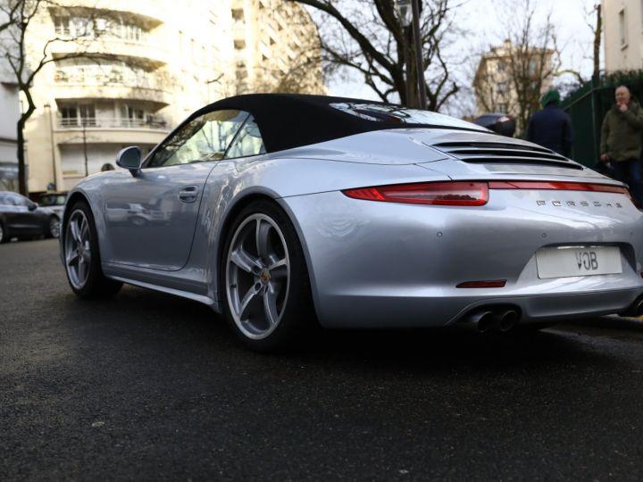 Porsche 991 PORSCHE 991 CARRERA 4S CABRIOLET / APPROVED 10/2022 Argent Rodhium - 10