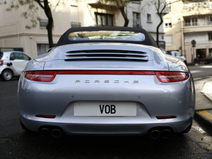 Porsche 991 PORSCHE 991 CARRERA 4S CABRIOLET / APPROVED 10/2022 Argent Rodhium - 2