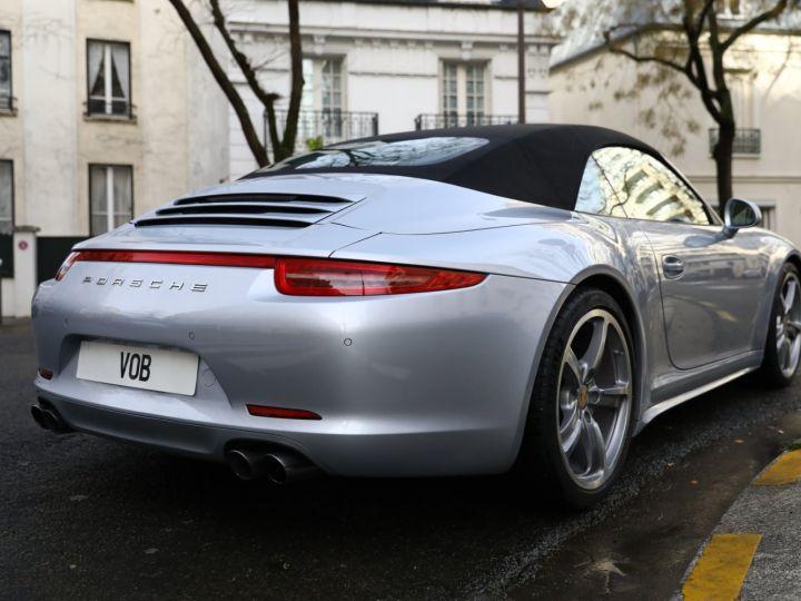 Porsche 991 PORSCHE 991 CARRERA 4S CABRIOLET / APPROVED 10/2022 Argent Rodhium - 4