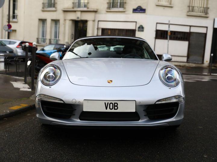 Porsche 991 PORSCHE 991 CARRERA 4S CABRIOLET / APPROVED 10/2022 Argent Rodhium - 9