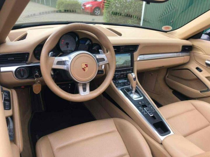 Porsche 991 Porsche 991 Carrera 4S Cabriolet/PDK/PCM/GARANTIE 12 MOIS Noir - 2