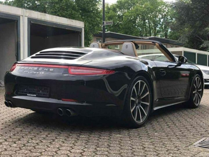 Porsche 991 Porsche 991 Carrera 4S Cabriolet/PDK/PCM/GARANTIE 12 MOIS Noir - 3