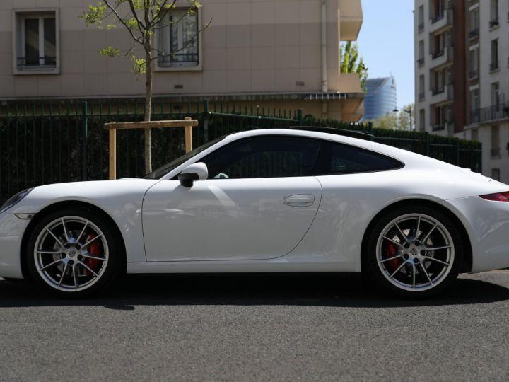 Porsche 991 PORSCHE 991 CARRERA 4S PDK Blanc - 2