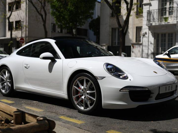 Porsche 991 PORSCHE 991 CARRERA 4S PDK Blanc - 7