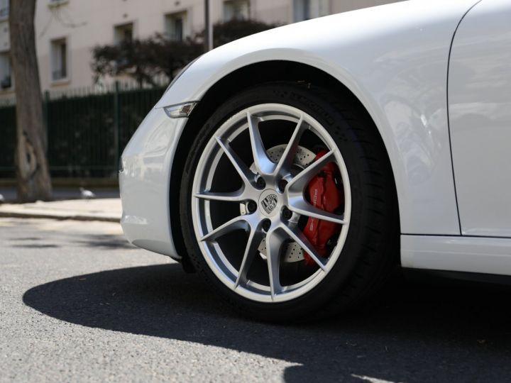 Porsche 991 PORSCHE 991 CARRERA 4S PDK Blanc - 12