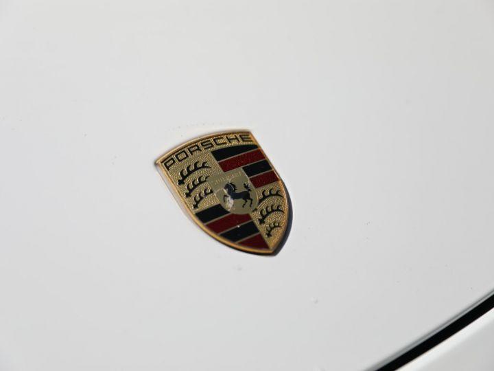 Porsche 991 PORSCHE 991 CARRERA 4S PDK Blanc - 14