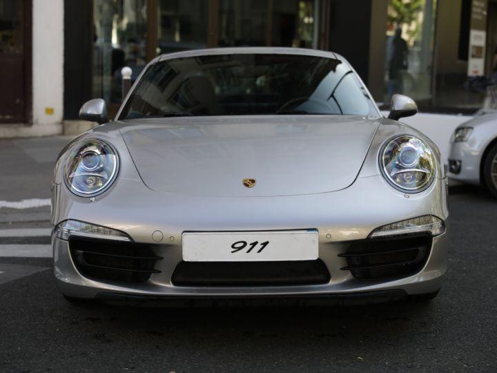 Porsche 991 PORSCHE 991 CARRERA 4S PDK 2014 Gris - 2