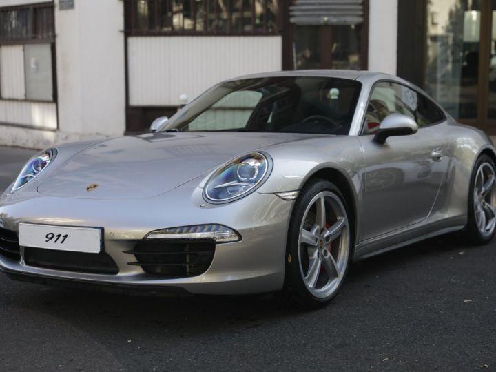 Porsche 991 PORSCHE 991 CARRERA 4S PDK 2014 Gris - 1
