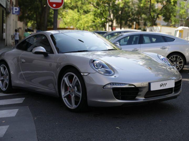Porsche 991 PORSCHE 991 CARRERA 4S PDK 2014 Gris - 3