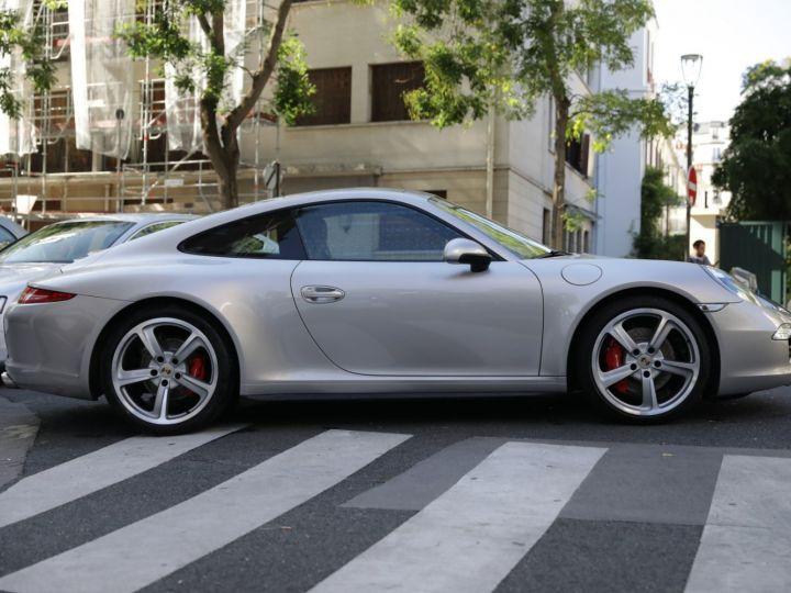 Porsche 991 PORSCHE 991 CARRERA 4S PDK 2014 Gris - 4