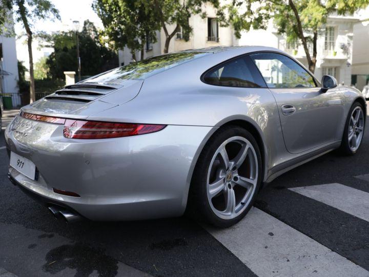 Porsche 991 PORSCHE 991 CARRERA 4S PDK 2014 Gris - 8