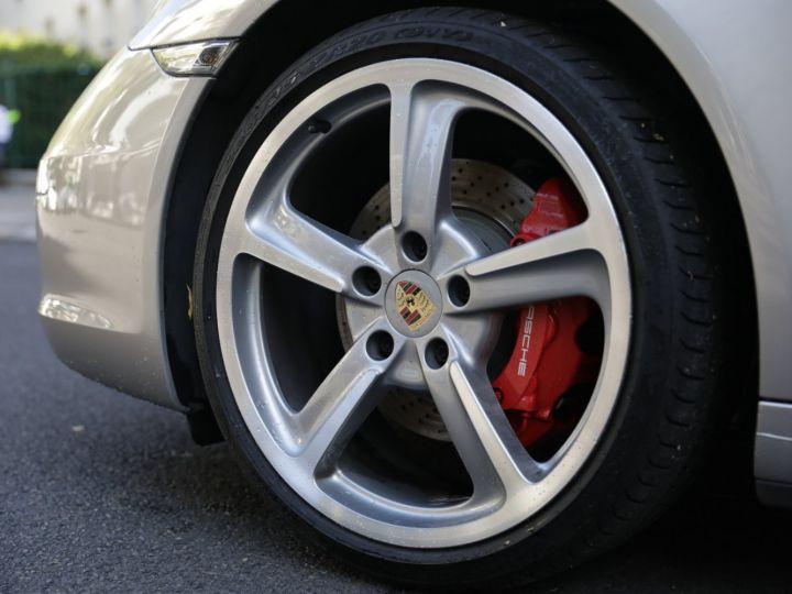 Porsche 991 PORSCHE 991 CARRERA 4S PDK 2014 Gris - 11