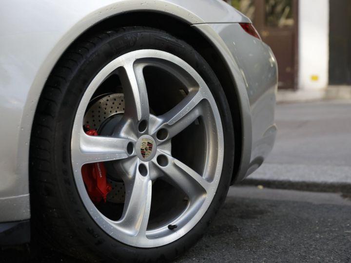Porsche 991 PORSCHE 991 CARRERA 4S PDK 2014 Gris - 12