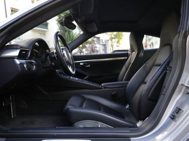 Porsche 991 PORSCHE 991 CARRERA 4S PDK 2014 Gris - 17
