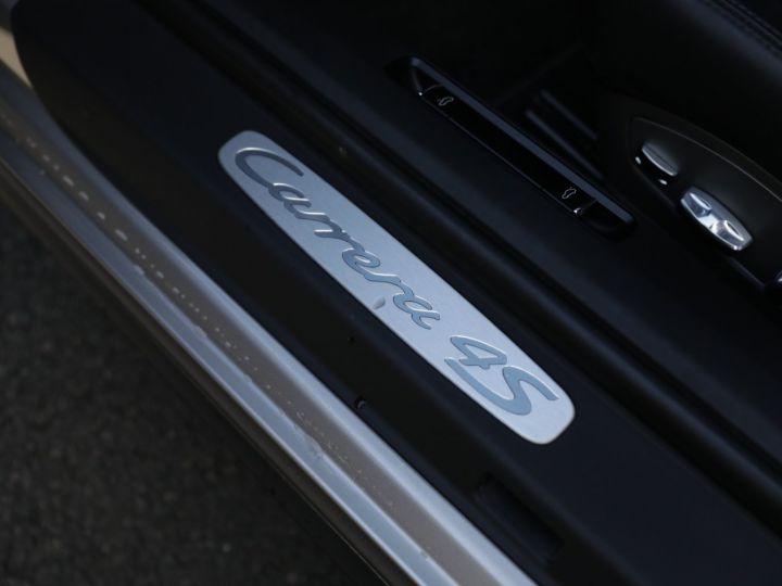 Porsche 991 PORSCHE 991 CARRERA 4S PDK 2014 Gris - 19