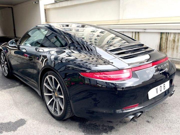 Porsche 991 PORSCHE 991 CARRERA 4S PDK 3.8 400 CV / SPORT DESIGN /PSE / 19700KMS EN ETAT NEUF Noir - 2