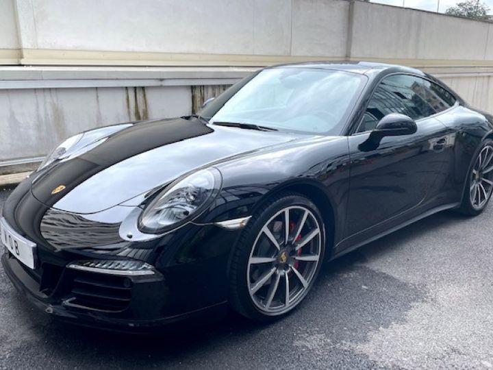 Porsche 991 PORSCHE 991 CARRERA 4S PDK 3.8 400 CV / SPORT DESIGN /PSE / 19700KMS EN ETAT NEUF Noir - 10