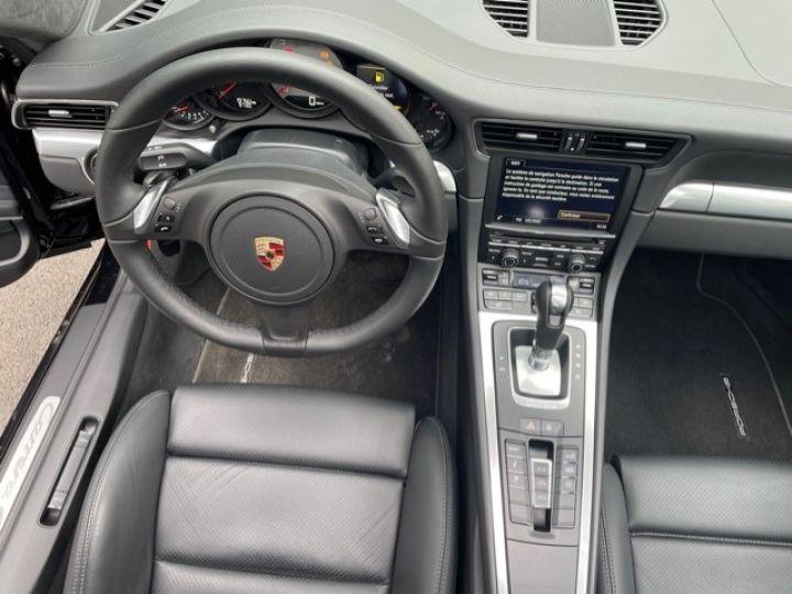 Porsche 991 PORSCHE 991 CARRERA 4S PDK 3.8 400 CV / SPORT DESIGN /PSE / 19700KMS EN ETAT NEUF Noir - 14
