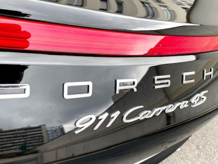 Porsche 991 PORSCHE 991 CARRERA 4S PDK 3.8 400 CV / SPORT DESIGN /PSE / 19700KMS EN ETAT NEUF Noir - 17