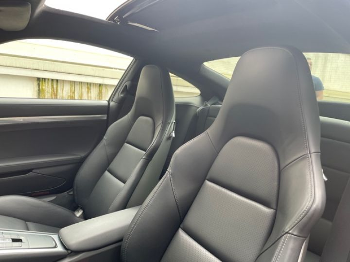 Porsche 991 PORSCHE 991 CARRERA 4S PDK 3.8 400 CV / SPORT DESIGN /PSE / 19700KMS EN ETAT NEUF Noir - 21