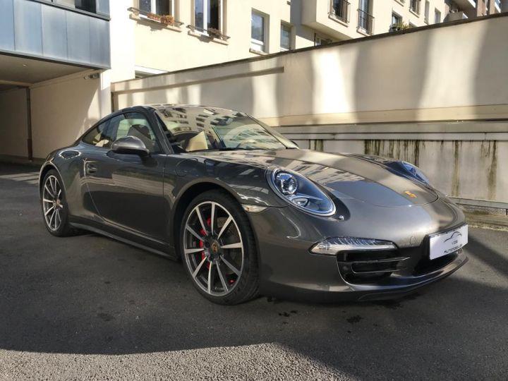 Porsche 991 PORSCHE 991 CARRERA 4S PDK 3.8 400CV /PDK /CHRONO/PSE/TOE/37000 KMS Gris Quartz - 5