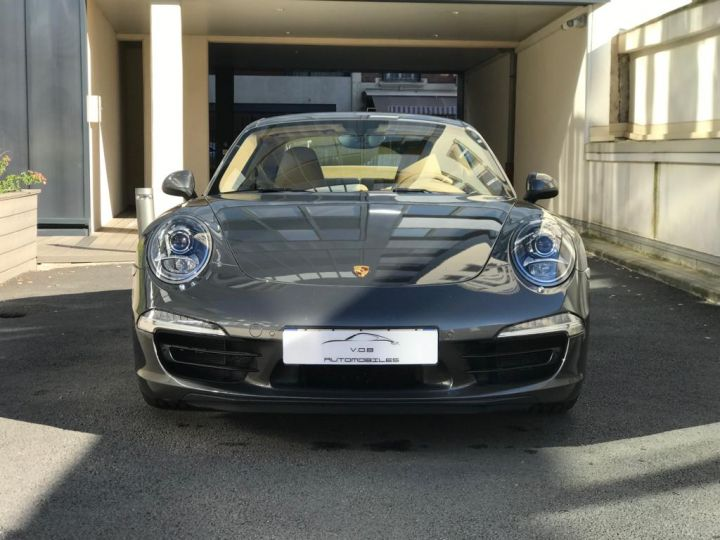 Porsche 991 PORSCHE 991 CARRERA 4S PDK 3.8 400CV /PDK /CHRONO/PSE/TOE/37000 KMS Gris Quartz - 2