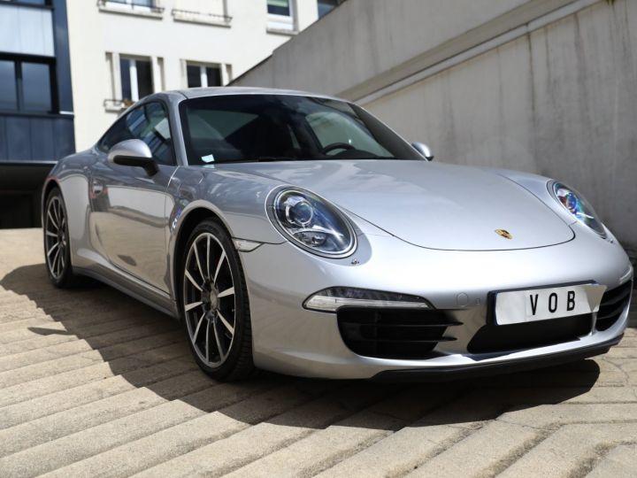 Porsche 991 PORSCHE 991 CARRERA 4S PDK ARGENT GT /PSE /CHRONO /SUPERBE Gris Gt - 4