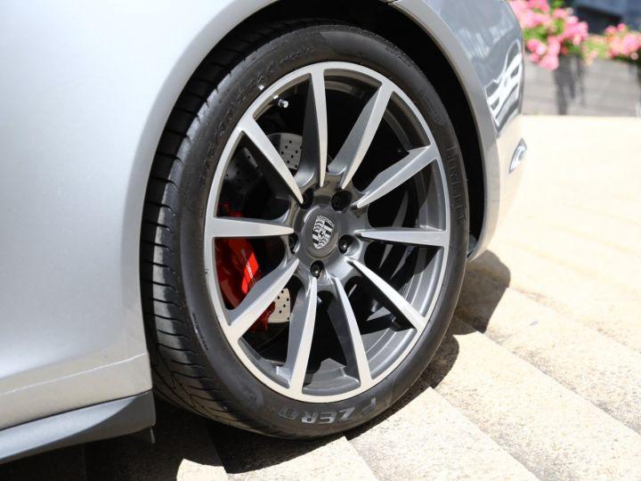 Porsche 991 PORSCHE 991 CARRERA 4S PDK ARGENT GT /PSE /CHRONO /SUPERBE Gris Gt - 5