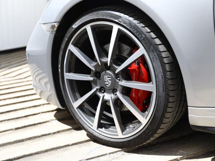 Porsche 991 PORSCHE 991 CARRERA 4S PDK ARGENT GT /PSE /CHRONO /SUPERBE Gris Gt - 6