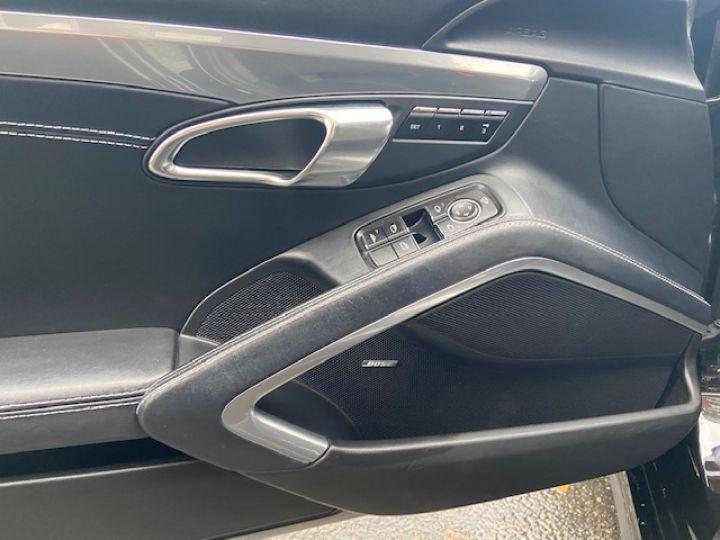 Porsche 991 PORSCHE 991 CARRERA 4S PDK CABRIOLET ACC/PSE / EXCLUSIF Noir - 20