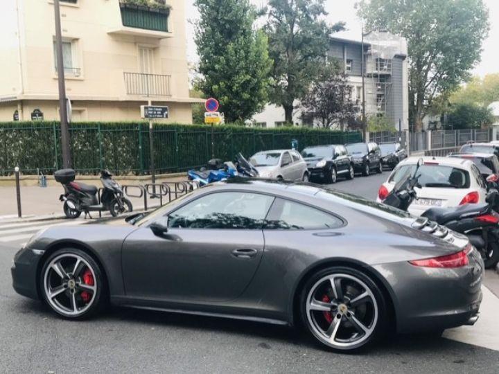 Porsche 991 PORSCHE 991 CARRERA 4S PDK FRANCE Gris Agathe - 4