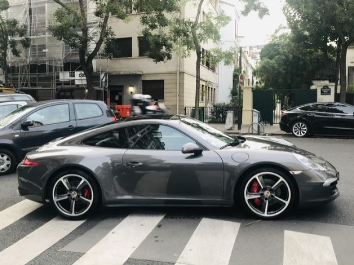 Porsche 991 PORSCHE 991 CARRERA 4S PDK FRANCE Gris Agathe - 7