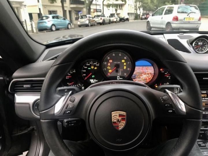 Porsche 991 PORSCHE 991 CARRERA 4S PDK FRANCE Gris Agathe - 10