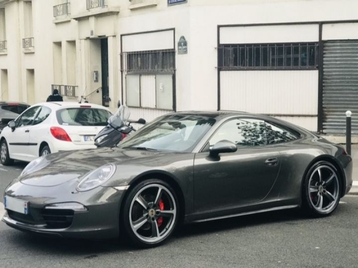 Porsche 991 PORSCHE 991 CARRERA 4S PDK FRANCE Gris Agathe - 1