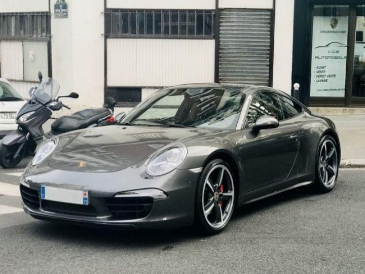 Porsche 991 PORSCHE 991 CARRERA 4S PDK FRANCE Gris Agathe - 5