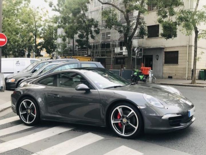 Porsche 991 PORSCHE 991 CARRERA 4S PDK FRANCE Gris Agathe - 3