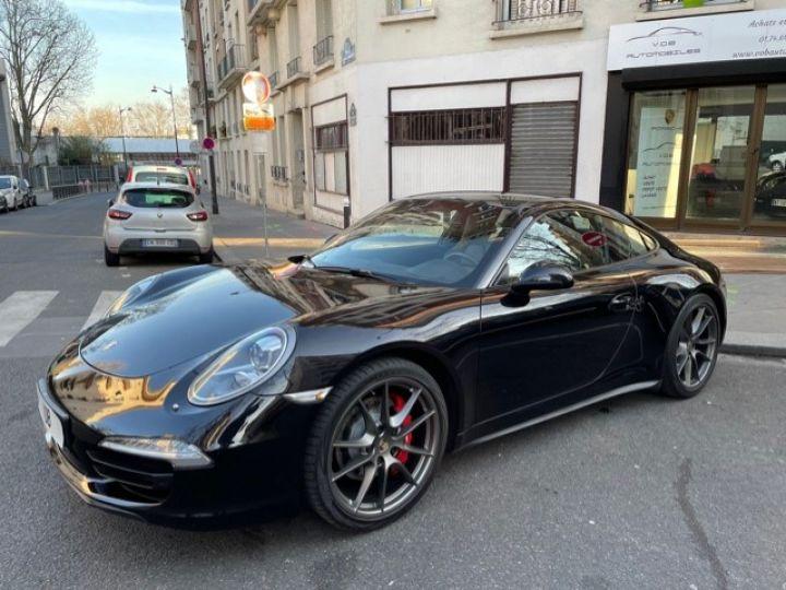 Porsche 991 PORSCHE 991 CARRERA 4S PDK X51 430CV !!!! Noir - 1