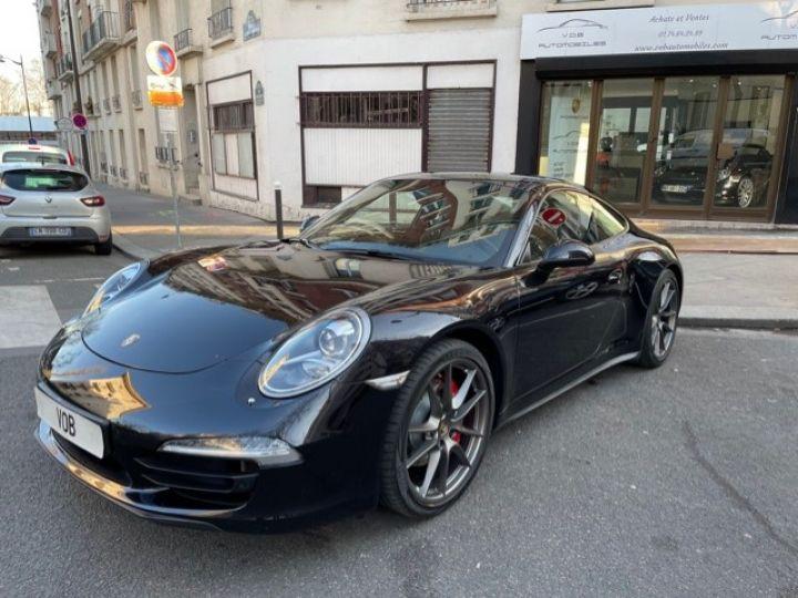 Porsche 991 PORSCHE 991 CARRERA 4S PDK X51 430CV !!!! Noir - 5