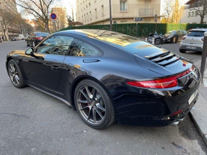 Porsche 991 PORSCHE 991 CARRERA 4S PDK X51 430CV !!!! Noir - 7