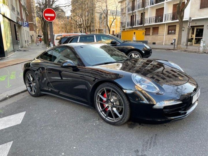 Porsche 991 PORSCHE 991 CARRERA 4S PDK X51 430CV !!!! Noir - 13