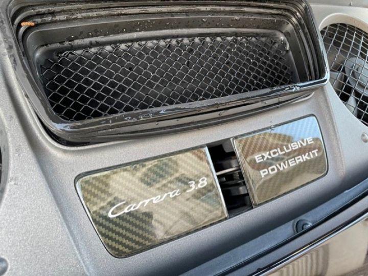 Porsche 991 PORSCHE 991 CARRERA 4S PDK X51 430CV !!!! Noir - 18