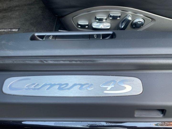Porsche 991 PORSCHE 991 CARRERA 4S PDK X51 430CV !!!! Noir - 27