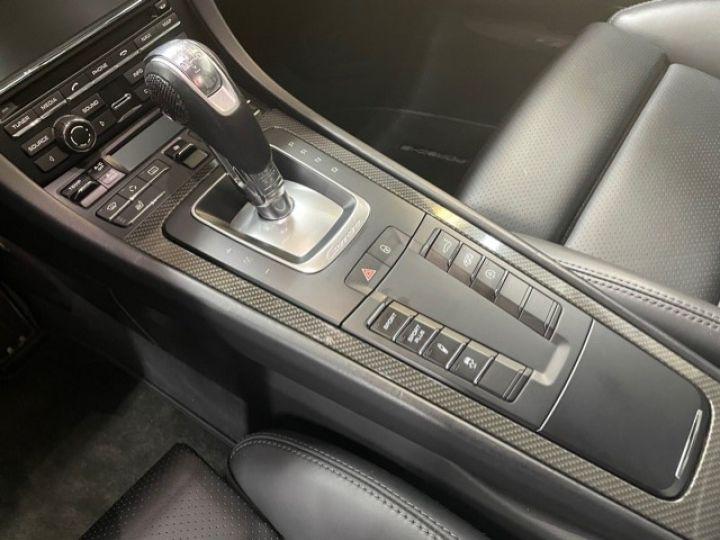 Porsche 991 PORSCHE 991 CARRERA 4S PDK X51 430CV !!!! Noir - 30
