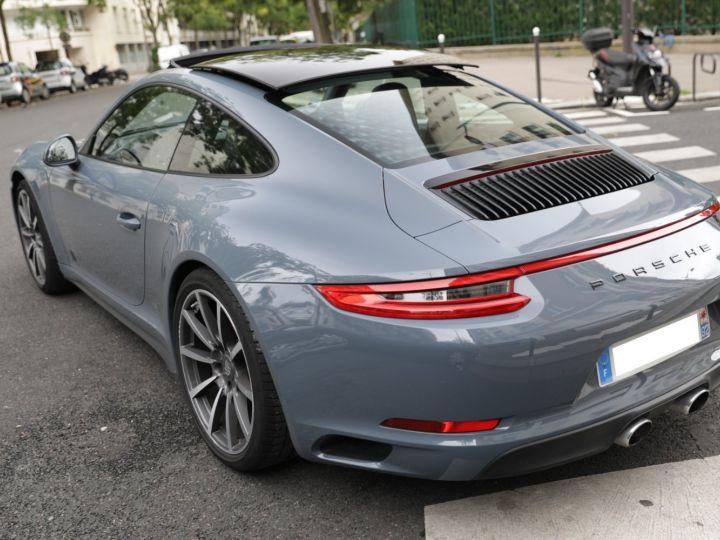 Porsche 991 PORSCHE 991 CARRERA 4S PORSCHE APPROVED 06/2022 Bleu Graphite - 2