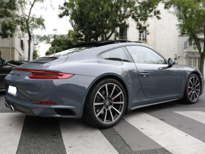 Porsche 991 PORSCHE 991 CARRERA 4S PORSCHE APPROVED 06/2022 Bleu Graphite - 4