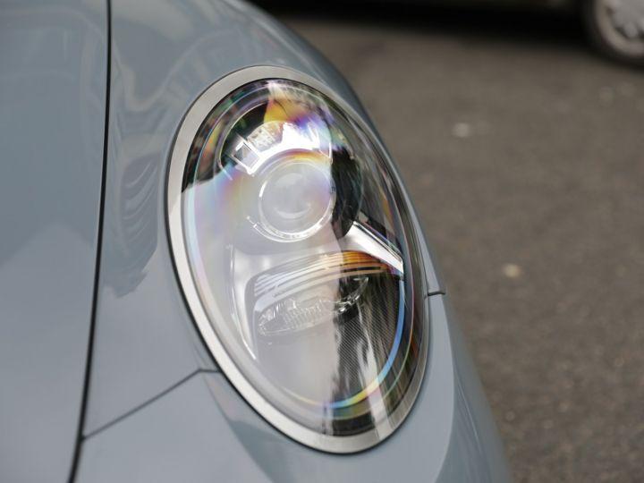 Porsche 991 PORSCHE 991 CARRERA 4S PORSCHE APPROVED 06/2022 Bleu Graphite - 9