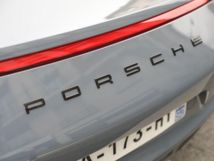 Porsche 991 PORSCHE 991 CARRERA 4S PORSCHE APPROVED 06/2022 Bleu Graphite - 11